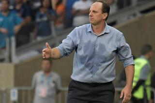 Brasileiro Championship - Cruzeiro v Santos
