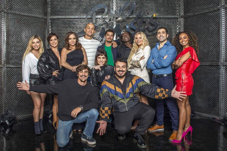 Participantes Dança dos Famosos 2019