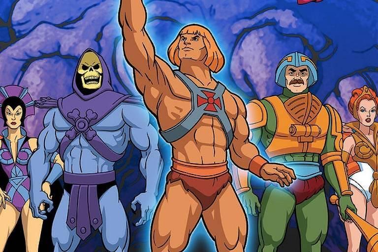 Cena de 'He-Man'