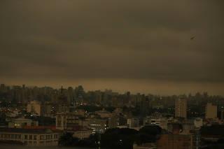 MUDANÇA CLIMA FRIO SP
