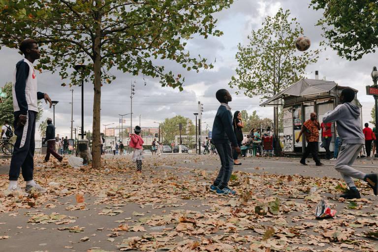 Bairro de La Colline, em Paris, concentra maior concentração de usuários de crack da Europa