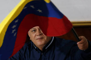 Venezuela's National Constituent Assembly holds a session in Caracas