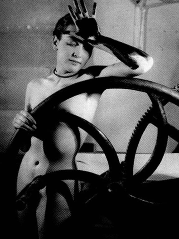 'Erótica Velada', de Man Ray, foi vetada do cartaz exposição no CCBB