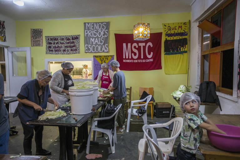 Ocupação 9 de Julho busca cessão de edifício no centro de SP