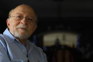 Entrevista com Alberto Goldman em sua residência, em Higienópolis, em SP