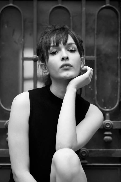 """A modelo transexual Gabrielle Joie filmou a serie """"Toda Forma de Amor"""" para o Canal Brasil"""
