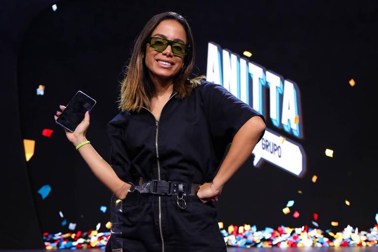 Segunda temporada do programa de Anitta no Multishow
