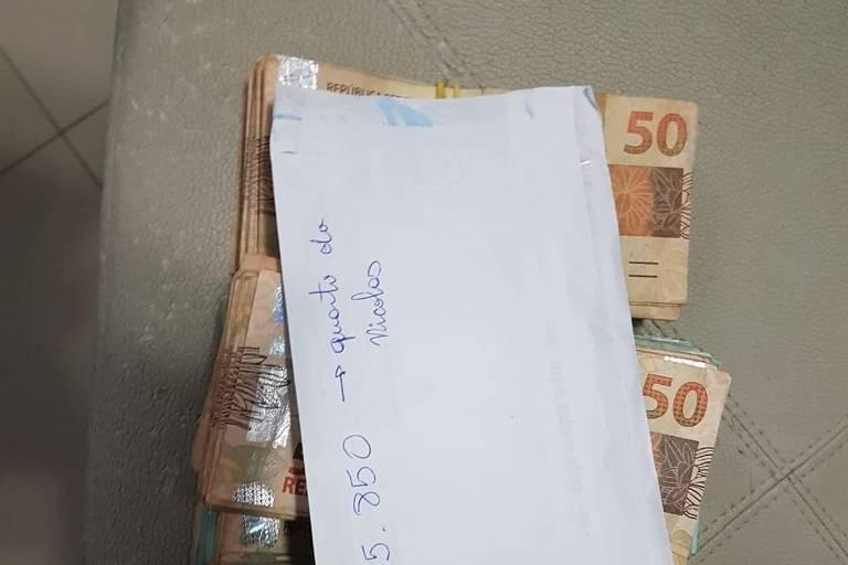 Funcionário de subprefeitura é preso com R$ 200 mil em casa