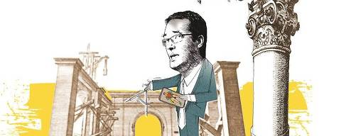 corte alternativo Ilustração para Poder, matéria sobre Deltan Dallagnol (para dar corte para o online)