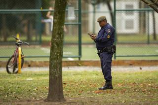 Parque do Ibirapuera sofre com problemas de segurança