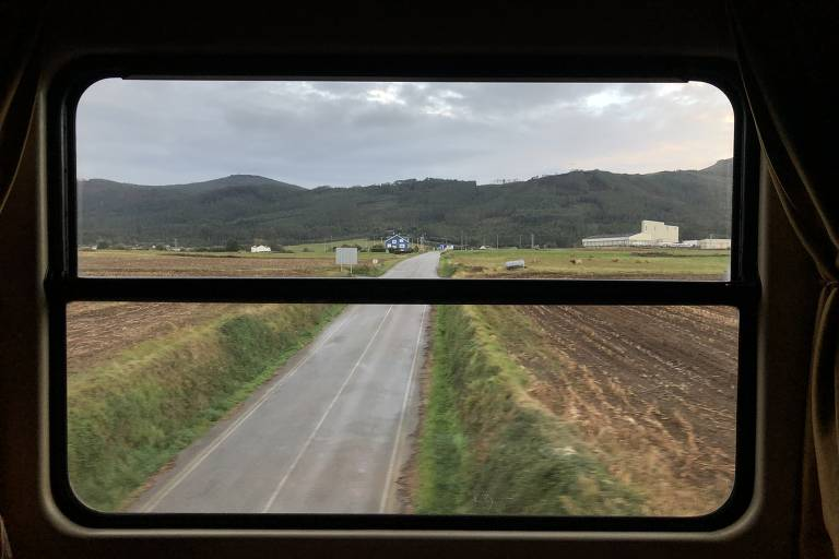 Conheça o norte da Espanha pela janela do trem de luxo Transcantábrico