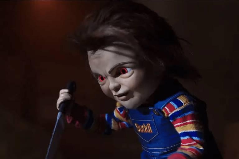 Veja cenas de 'Brinquedo Assassino'