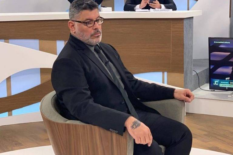 Alexandre Frota no Roda Viva