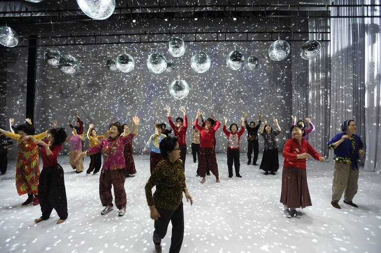 Veja imagens da Bienal Sesc de Dança