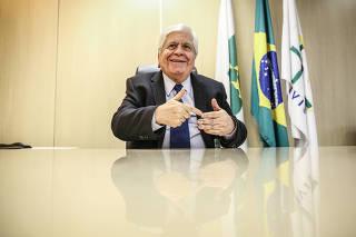 William Dib, diretor-presidente da Anvisa, em entrevista à Folha