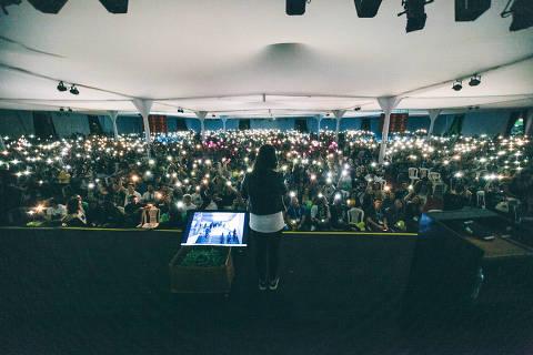 A 25ª edição do Encontro Nacional de Empresas Juniores ocorreu em Ouro Preto (MG) e movimentou cerca de R$ 3 milhões