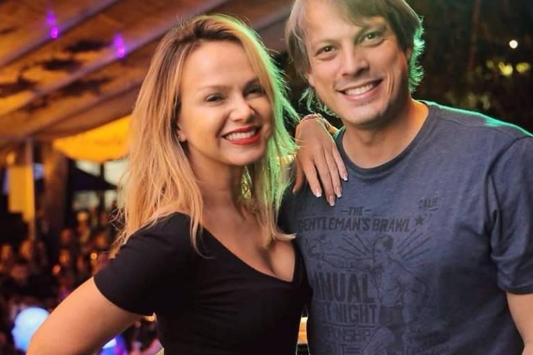 Eliana e o noivo, Adriano Ricco