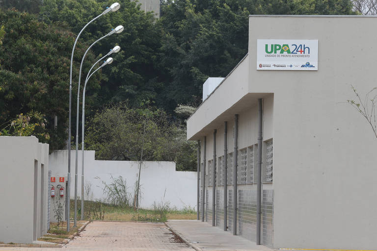 UPA fechada na zona leste de SP
