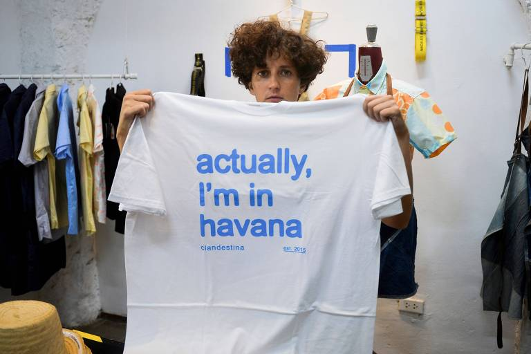 Marca cubana Clandestina acusa a gigante Zara