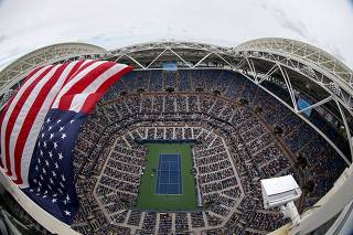2016 US Open - Day 6