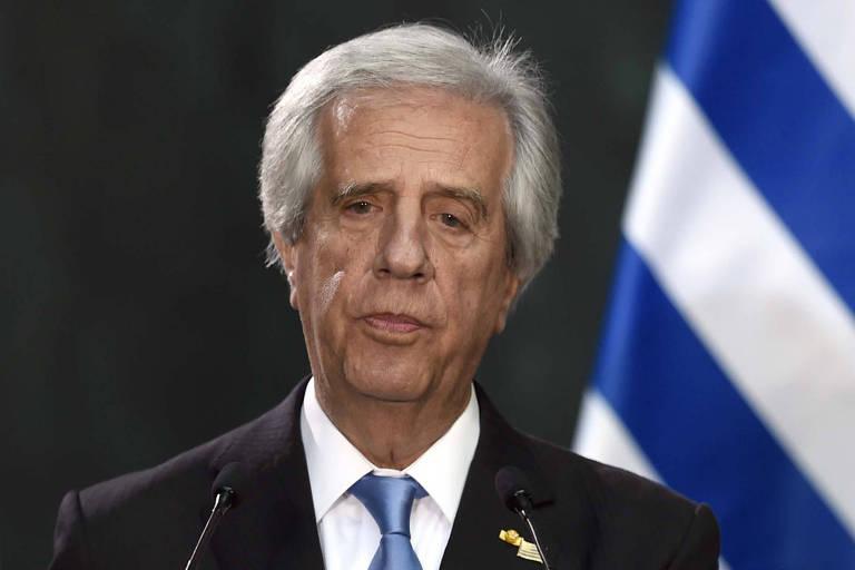 Morre aos 80 anos Tabaré Vázquez, 1º presidente de esquerda da história do Uruguai