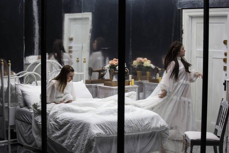 Confira fotos da ópera 'Prism'