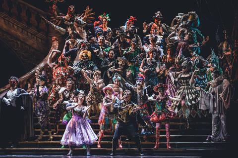 Cena do musical