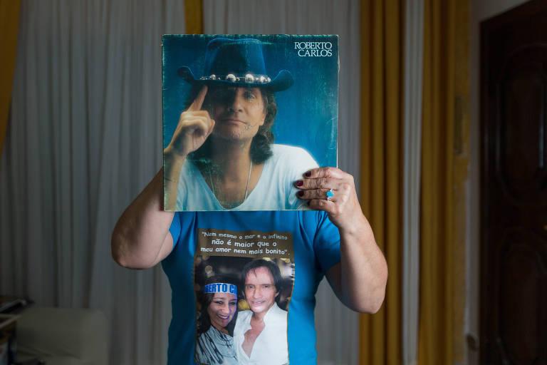 Fãs de Roberto Carlos se reúnem em grupos na internet