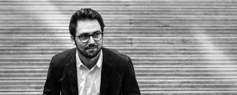 Paris, França. 20/03/2019. DESIGUALDADE GLOBAL.  O economista Lucas Chancel, co-diretor do Laboratório sobre Desigualdade Global da Escola de Economia de Paris. ( Foto: Lalo de Almeida/ Folhapress ) ORG XMIT: AGEN1905031839996409