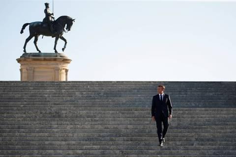 Com vácuo de poder na UE, Macron usa Bolsonaro como trampolim para se fortalecer