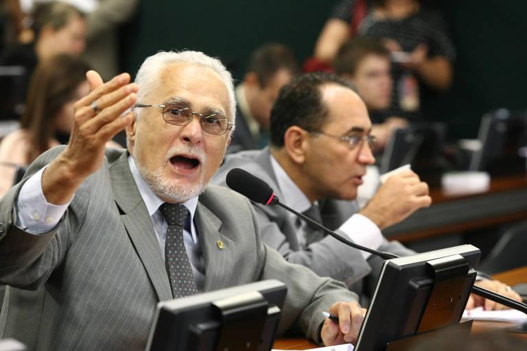 O ex-deputado federal José Genoino (PT)