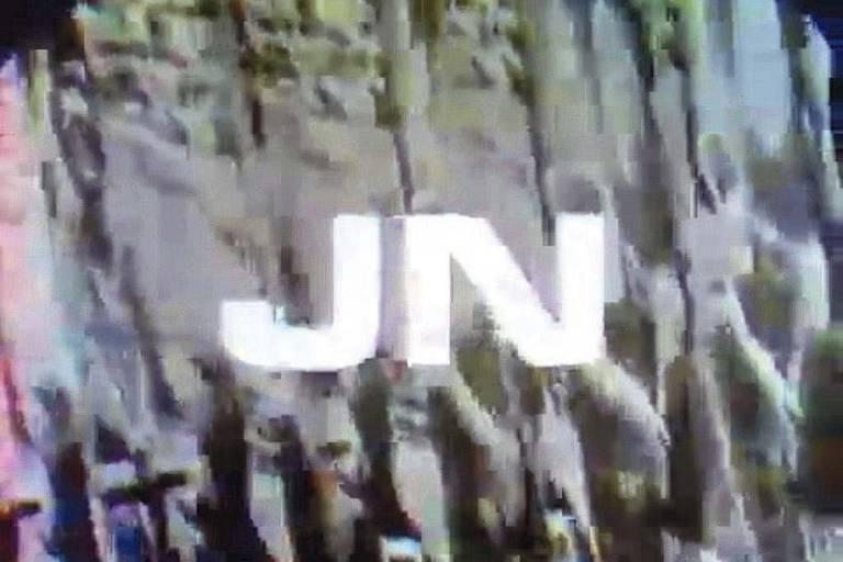 Confira a evolução da marca do Jornal Nacional ao longo dos anos