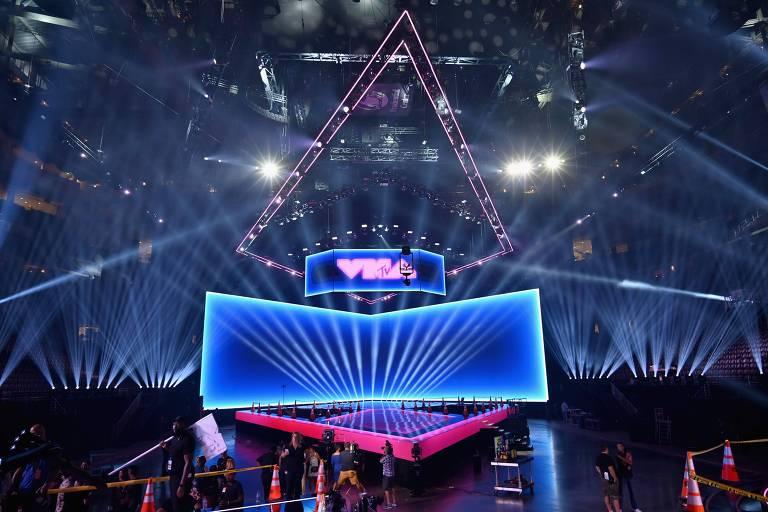 MTV VMAs em Nova Jersey