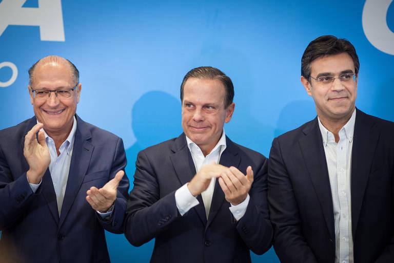 Em meio a insultos, DEM perde Rodrigo Maia e Rodrigo Garcia, vice de Doria que vai para o PSDB