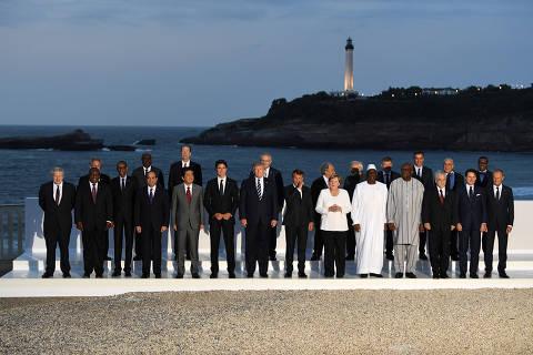 Governo Bolsonaro vê em apoio de Trump e resistência de Merkel resultado positivo do G7
