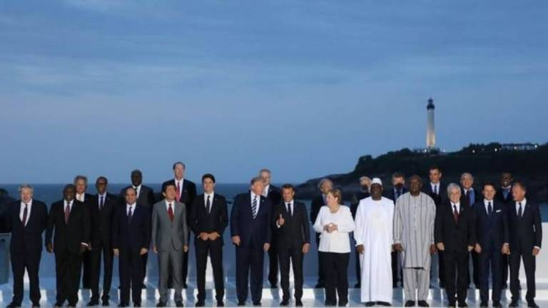 Cúpula do G7 anuncia liberação de 20 milhões de euros para a Amazônia