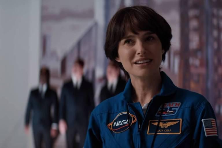 "A atriz Natalie Portman viverá astronauta em novo filme chamado ""Lucy In The Sky"""