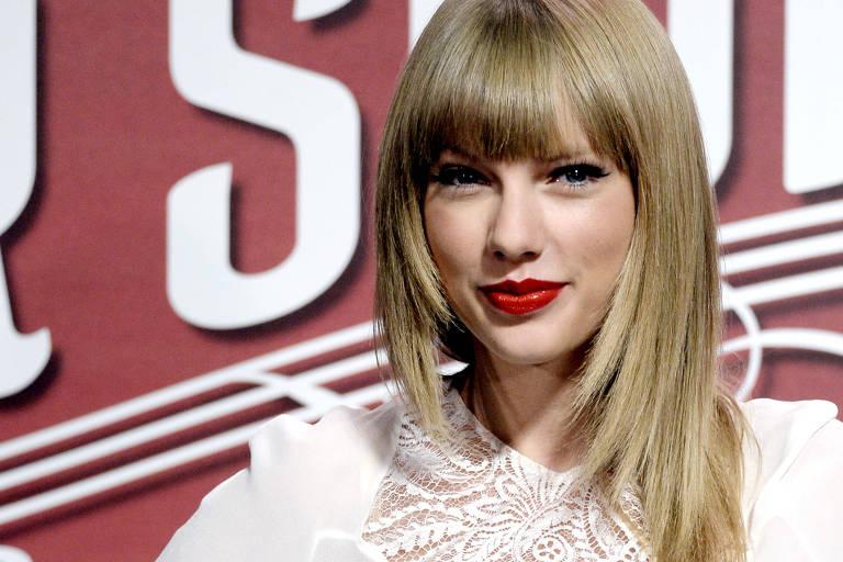 Taylor Swift lidera lista de mulheres mais bem pagas da música ao faturar R$ 765 milhões