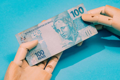 São Paulo, SP, Brasil, 21-08-2019: Still dinheiro. Cédulas. Real. (foto Gabriel Cabral/Folhapress)