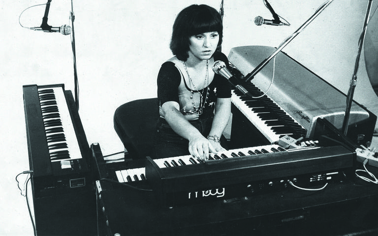 Veja imagens da pianista Ana Mazzotti