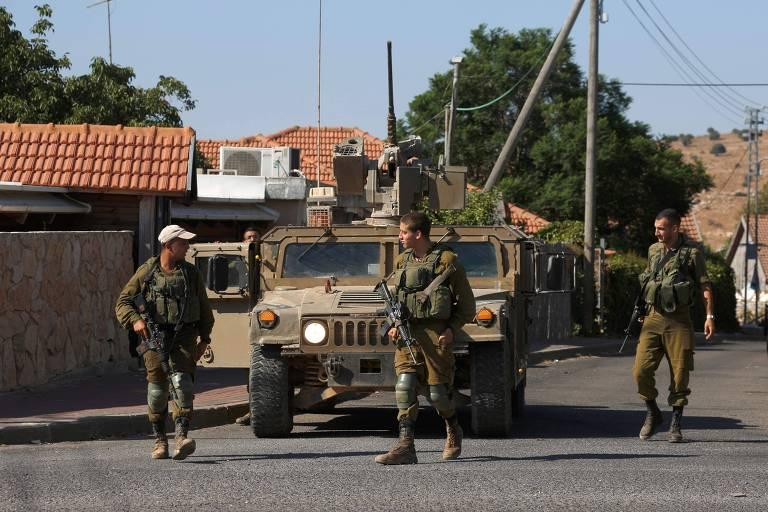 Líbano compara ataques atribuídos a Israel a 'declaração de guerra'