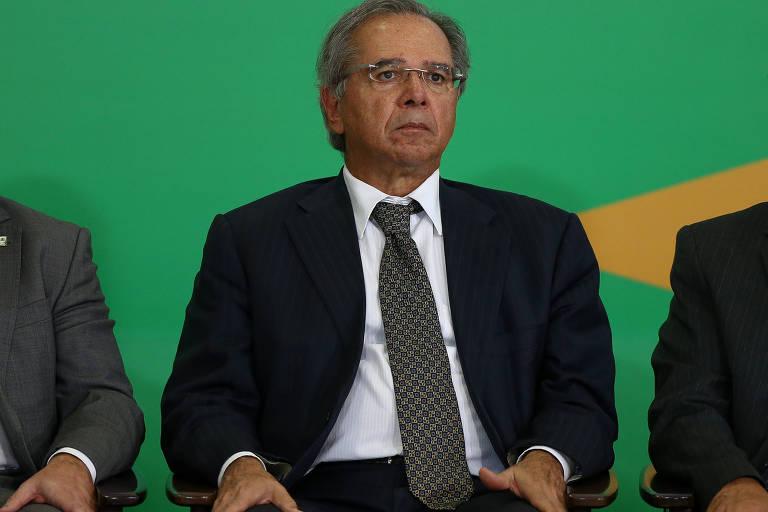 Cenário externo deu uma rasteira no ministro Paulo Guedes