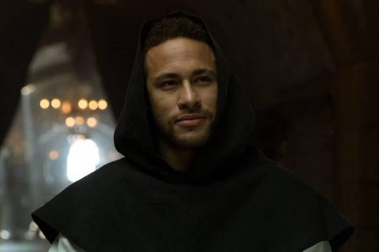Neymar aparece em dois capítulos de 'La Casa de Papel'