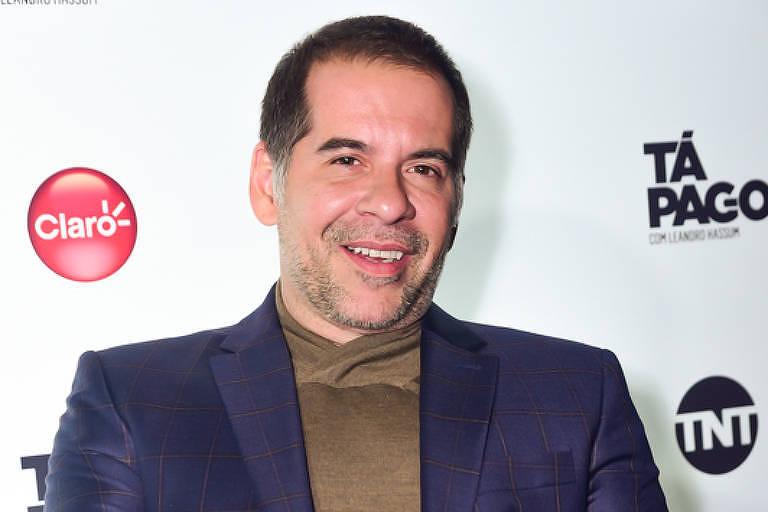 Leandro Hassum grava nova comédia para o Multishow