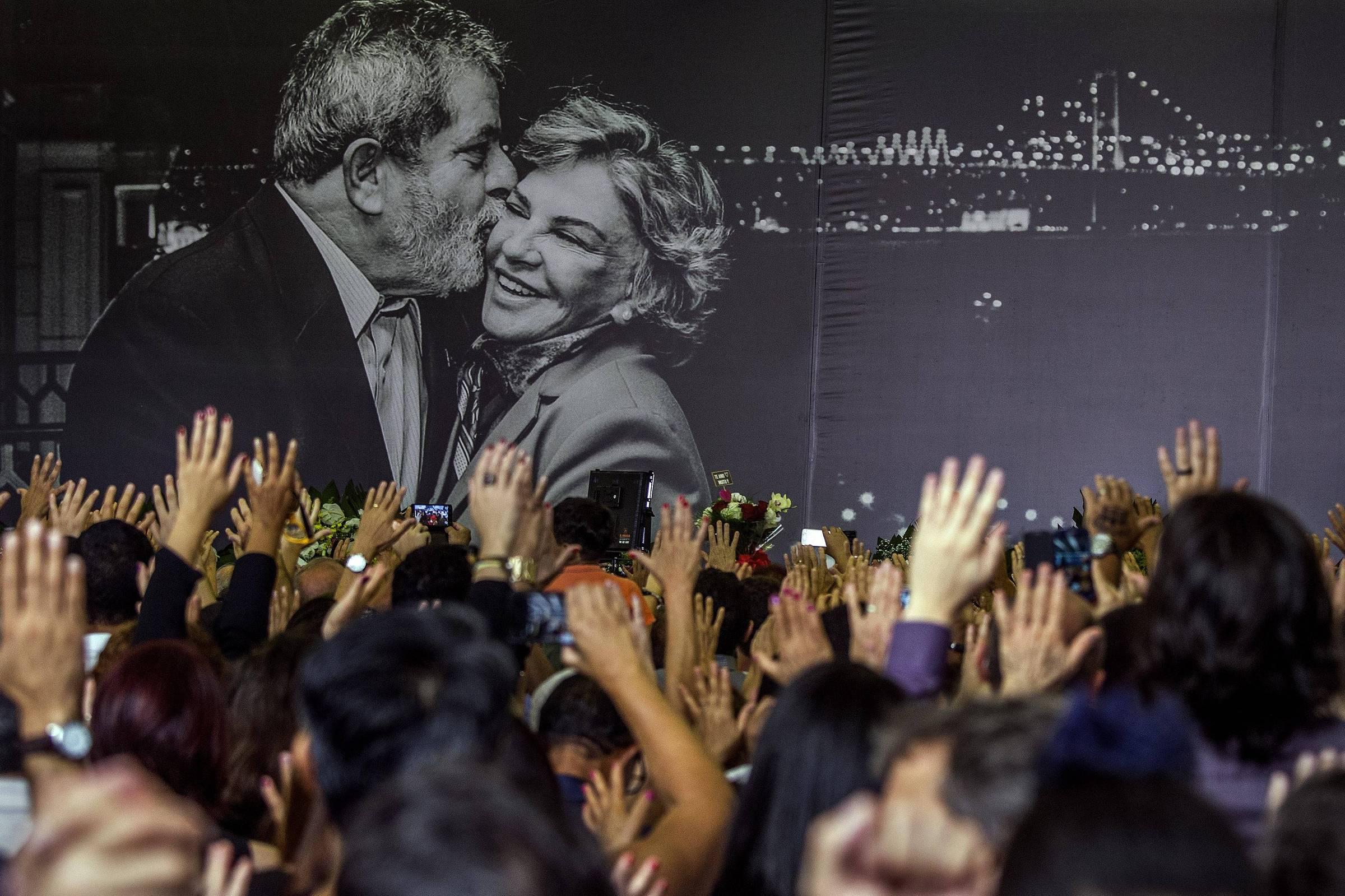 Morta em 2017   Supremo nega absolvição sumária de ex-primeira dama Marisa Letícia