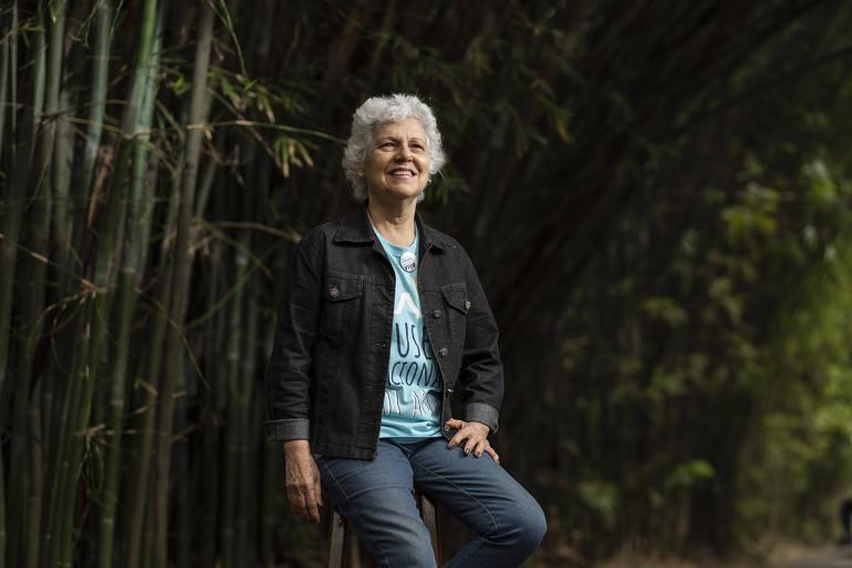 Angela Rabello, pesquisadora do Museu Nacional