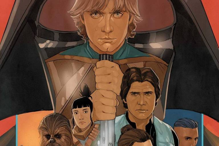 Quadrinhos de Star Wars chegam ao fim em novembro