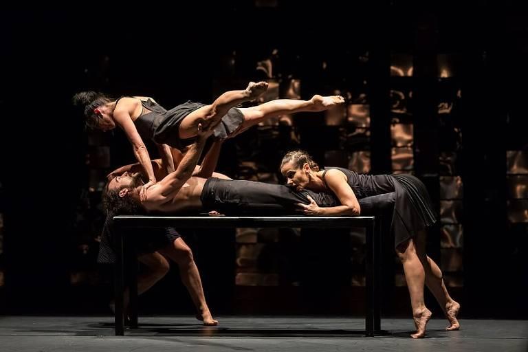 Veja alguns espetáculos da Semana Paulista de Dança