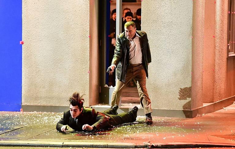 Robert de Niro em cena de 'O Irlandês', produção da Netflix dirigida por Martin Scorsese