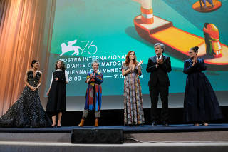 76th Venice Film Festival - Opening Ceremony